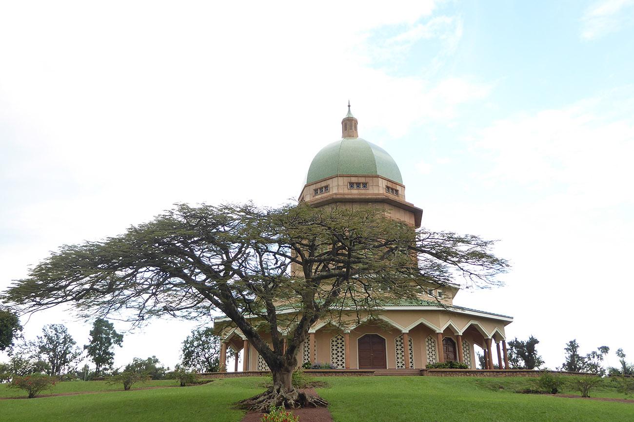 Kampala Day Trips Bahai temple