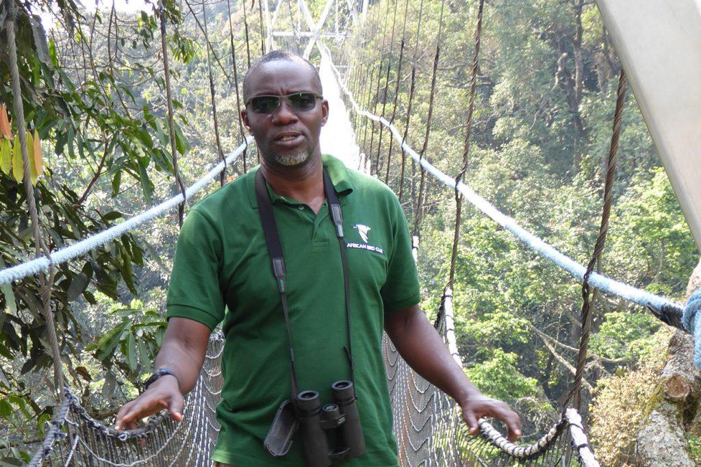 Venture director michael nyungwe canopy walk rwanda