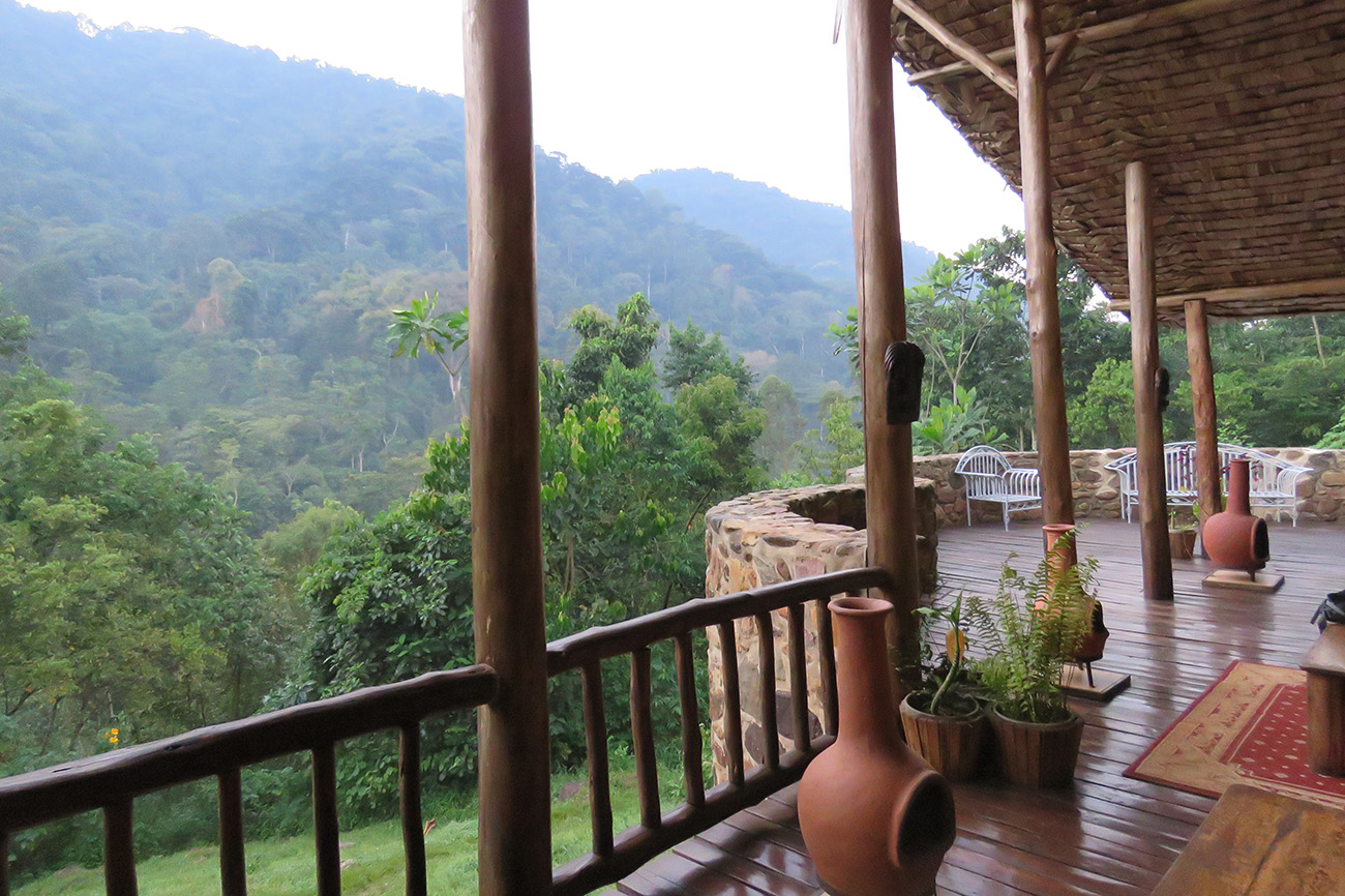 Engagi Lodge in Uganda.