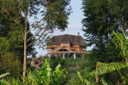 Kyaninga Lodge is one of our favourite hotels in Uganda.