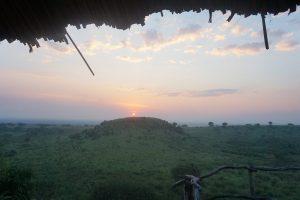Mazike Lodge Queen Elizabeth National Park, Uganda.