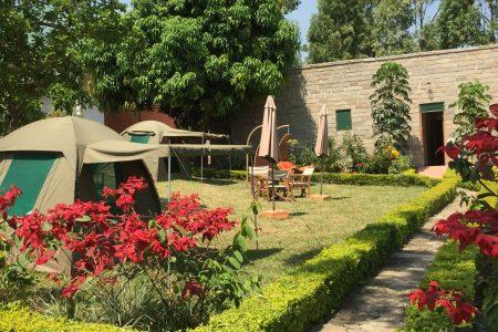Park View Safari Lodge, Queen Elizabeth National Park, Uganda