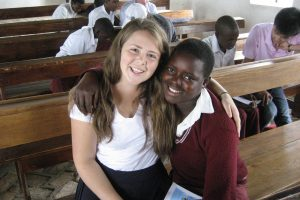 Venture Uganda can carry out School Visits to challenge and inspire students.