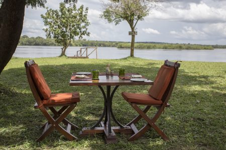Baker's Lodge, Murchison Falls national park, Uganda