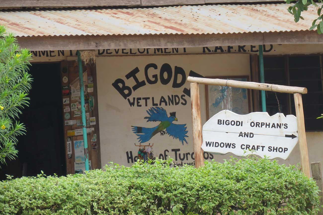 Bigodi wetlands, Yganda