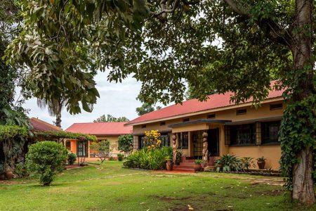 Entebbe Airport Guest House, Uganda