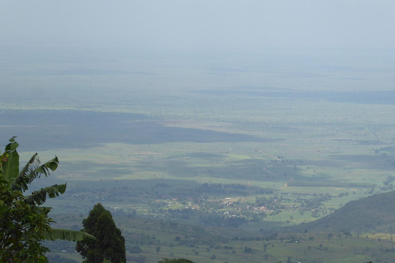 Mount Elgon National Park in Uganda