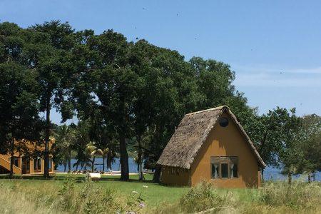 Pineapple Bay, Sese Islands, Uganda