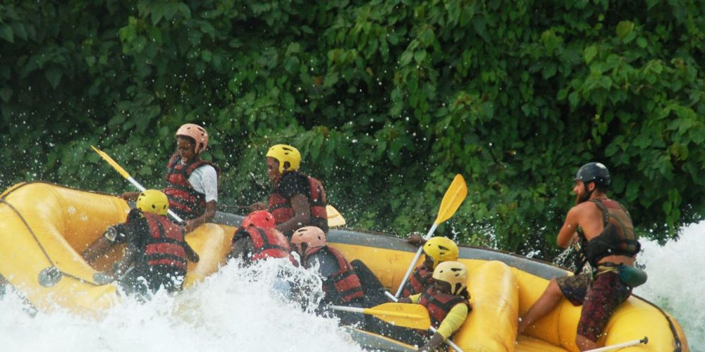 River Nile whitewater rafting.