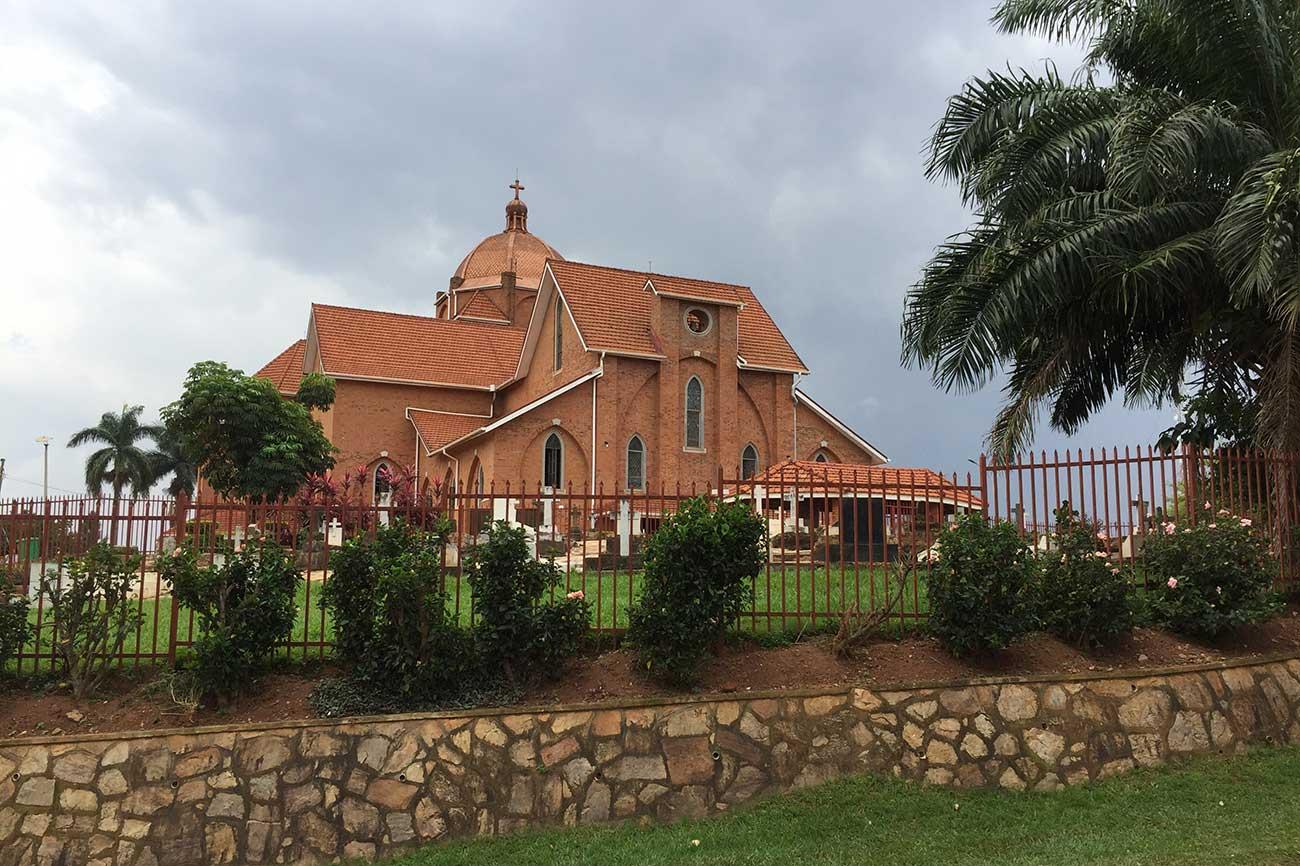 St Paul's Cathedral Namirembe Kla