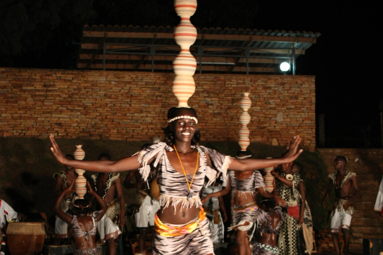 Tribal dance performance ndere troupe kampala
