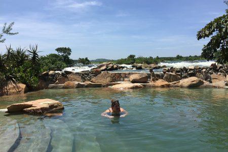Wild Waters Lodge, Jinja, Uganda
