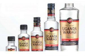 Uganda waragi gin brewed in Uganda